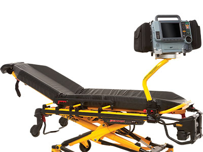 Stretcher Safety Arm System